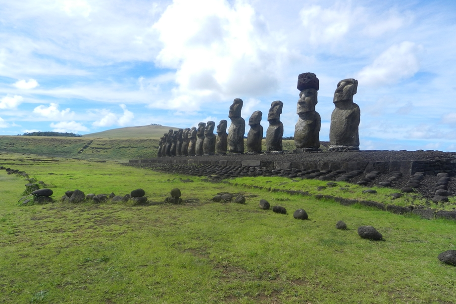 Easter Island Discovery 2018