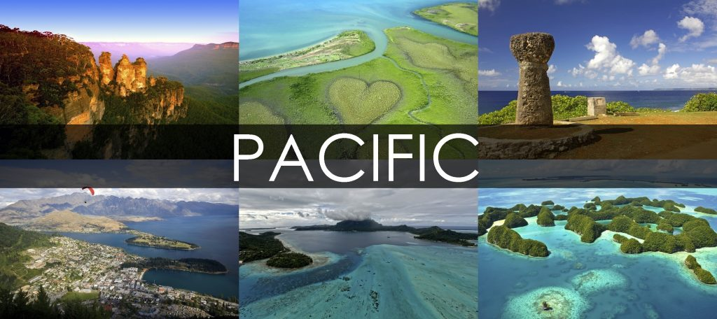 Pacific Honeymoon Destinations