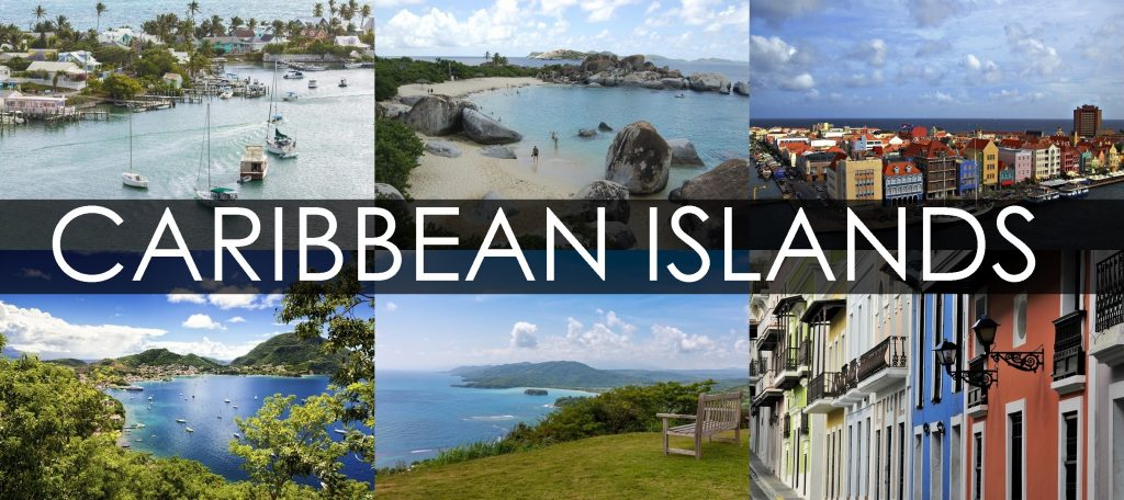 Caribbean Islands Honeymoon Destinations