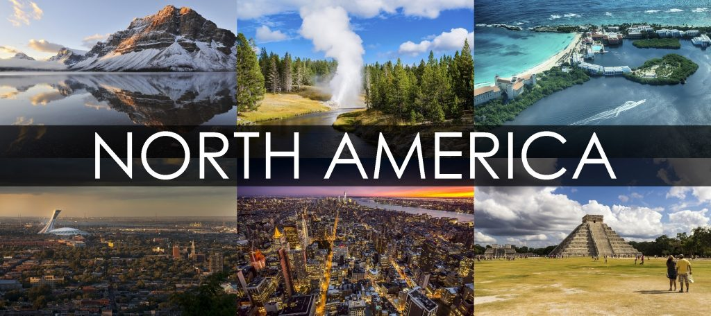 North America Honeymoon Destinations