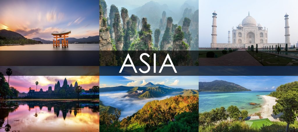 Asia Honeymoon Destinations