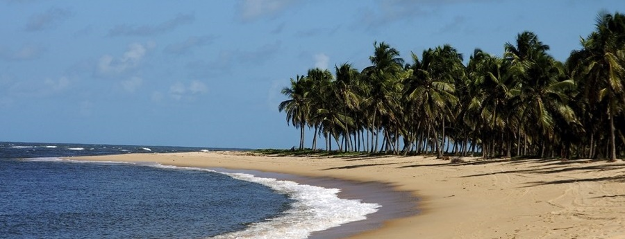 State of alagoas honeymoon destinations exotic coast for Beach honeymoon destinations in the us