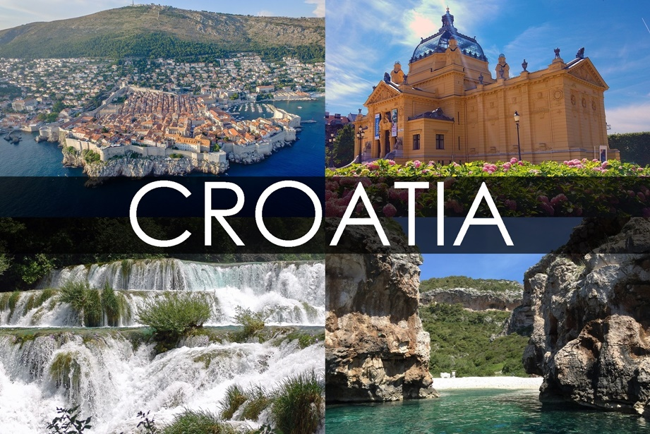 croatia honeymoon destinations medieval towns stunning. Black Bedroom Furniture Sets. Home Design Ideas