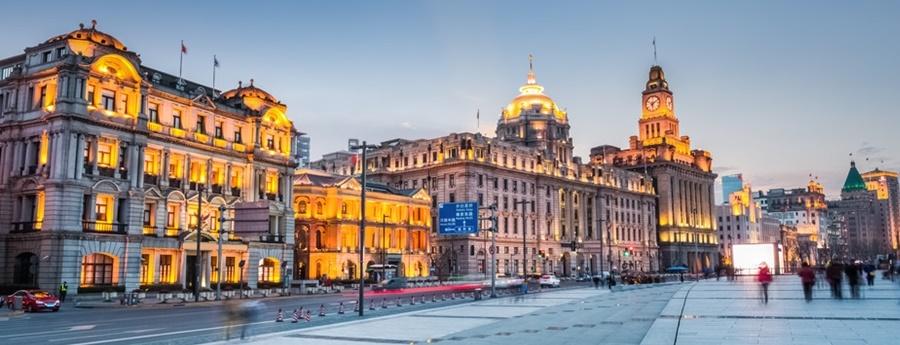 Shanghai Honeymoon Destinations | China's Financial Hub